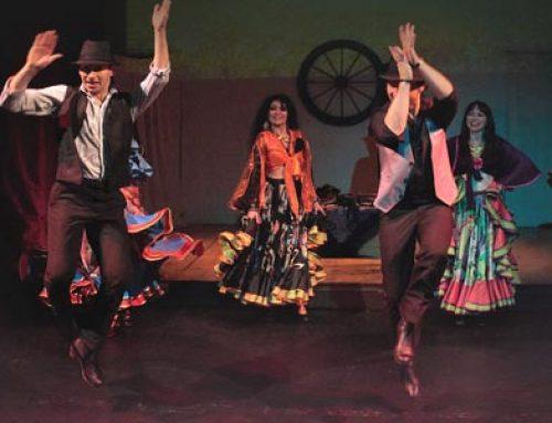 Russian Gypsy Dance