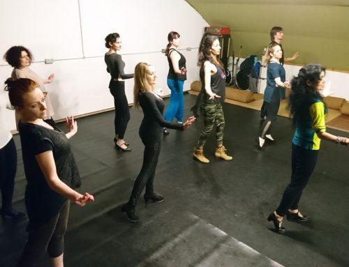 Gypsy dance taster class