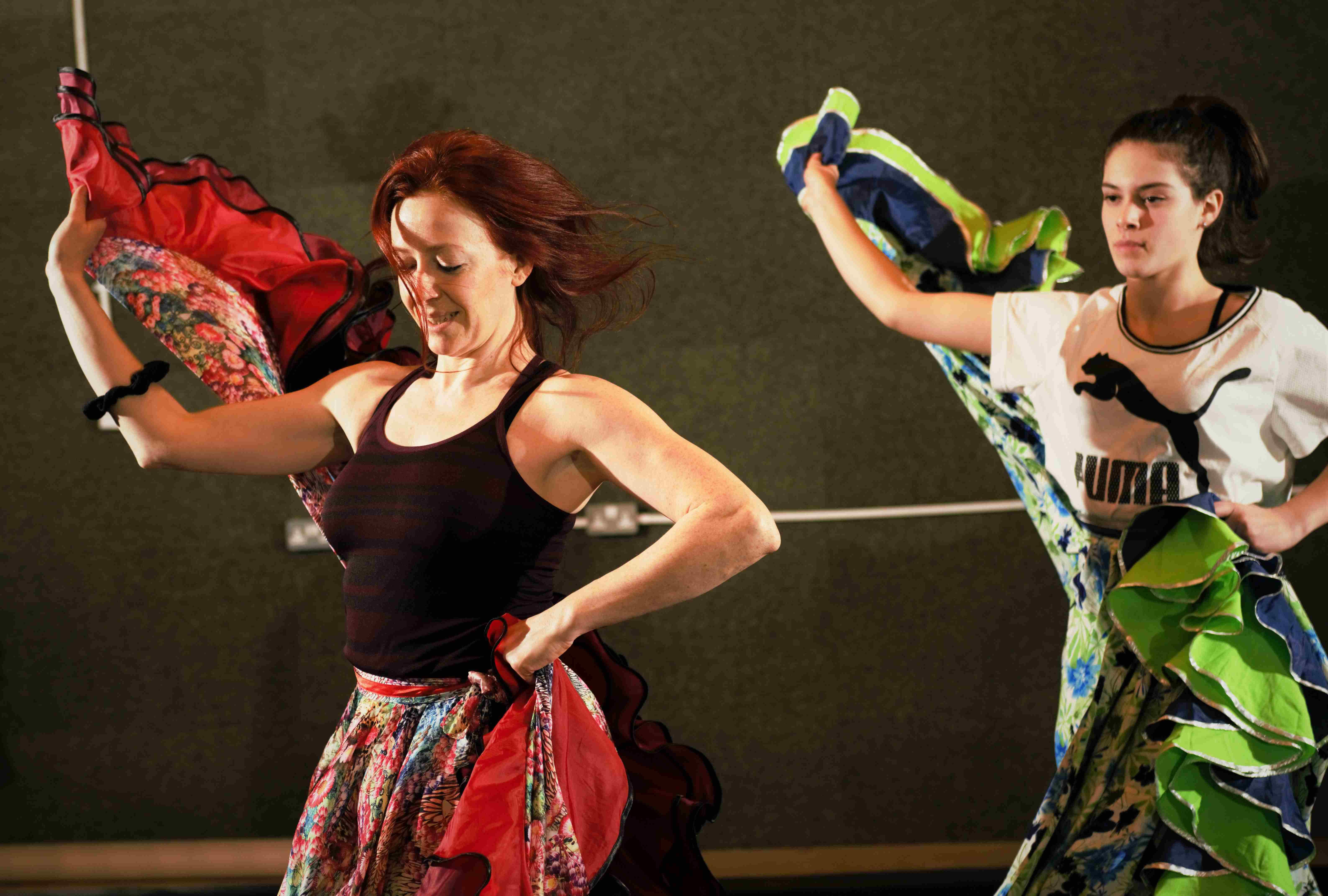 Gypsy/Romany dance in London