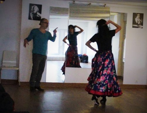 Evolution and methodology of Gypsy dance in the 21st century by Petr Yurchenko