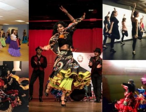 Gypsy Dance Workshops, Scotland, 3 & 4 April 2019