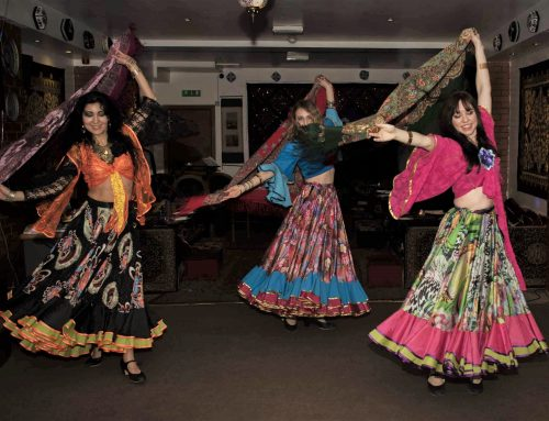 Gypsy Dance Choreography Course, 18 March 2019