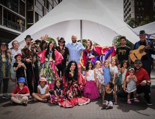 Gypsy Roma Traveller History Month, London, 1 June 2019