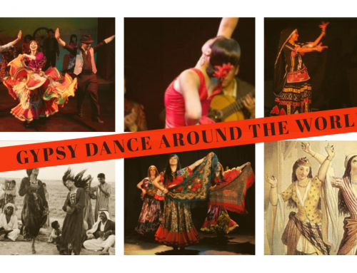 Gypsy Dance Around The World show, 28 June 2019