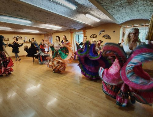 Gypsy dance workshops, 9-10 November, Latvia